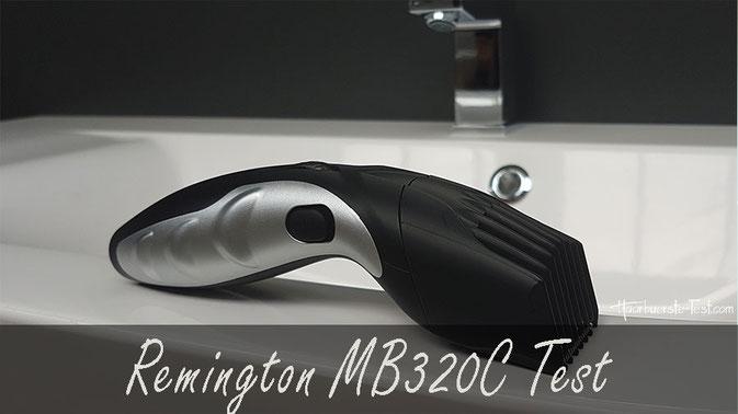 Remington MB320C Test: Barttrimmer günstig und gut?