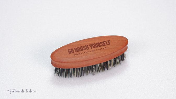 go brush yourself, vegane bartpflege
