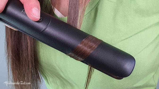 GHD Glätteisen für kurze und mittellange Haare