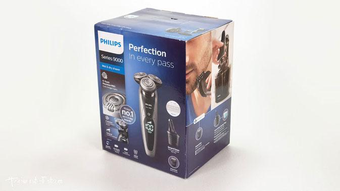 Verpackung des Philips S9711/31
