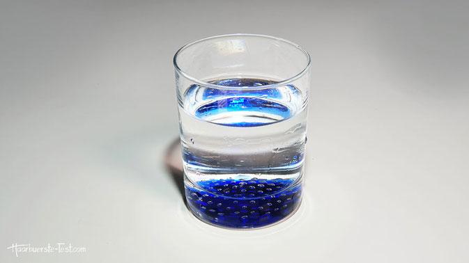 Trinkwasser enthält Silizium