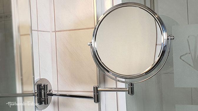 casa pura kosmetikspiegel, wand kosmetikspiegel, kosmetikspiegel wandmontage, kosmetikspiegel wand, schminkspiegel wand