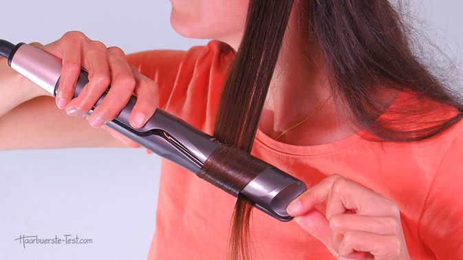 remington curl and straight confidence, remington s6606, remington glätteisen, glätteisen geschwungen