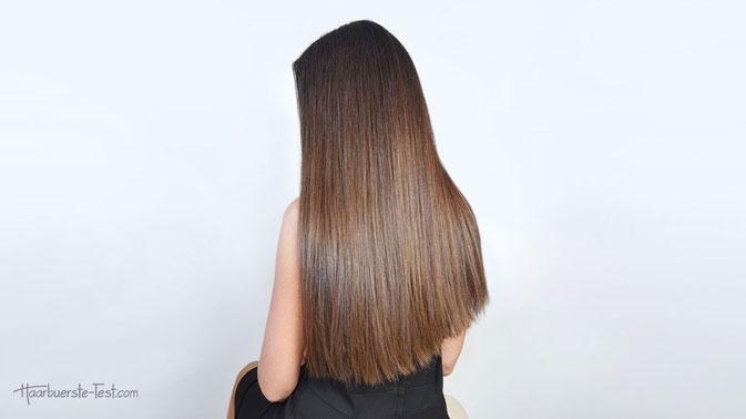 lange haare, glänzende haare, biotion für die haare