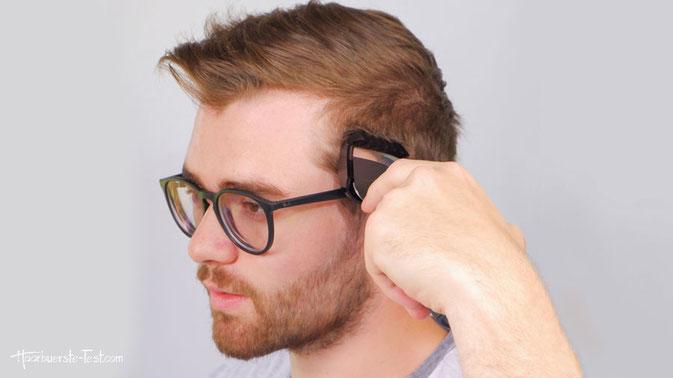 Philips Haarschneidemaschine wartungsfrei