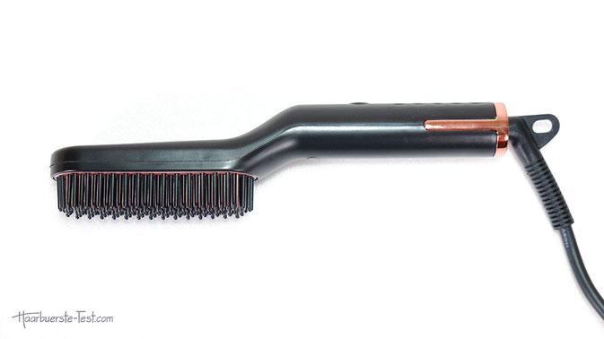 Bartglätter für lange bärte