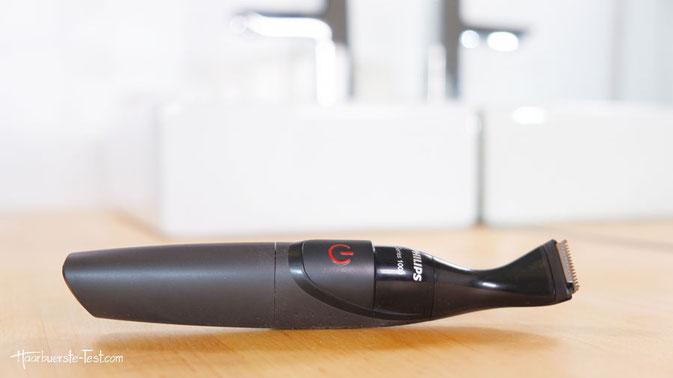 Philips Haarschneider mit Batterie