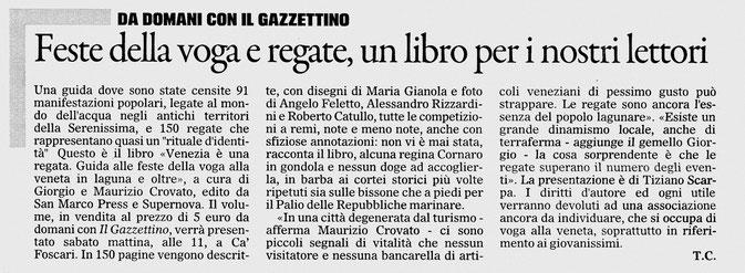 Il Gazzettino 2014.09.03