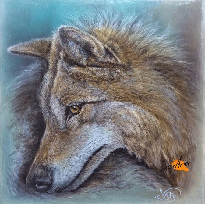 Wie ich auf den Wolf kam