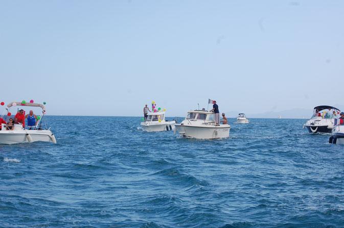 Le club de pêche en mer de Sainte Marie Pêche Plaisance SMPP 66470 vous présente son agenda des activités 2016.