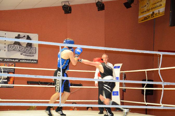 lucas Wolter Landesmeisterschaften 2013