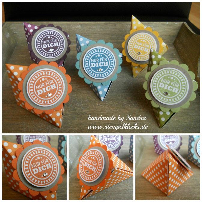 goodie origami verpackung stempeln stanzen und basteln mit stampin 39 up. Black Bedroom Furniture Sets. Home Design Ideas