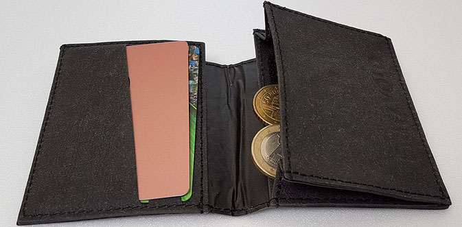 Fritzvold Wallet, Fritzfold slim wallet
