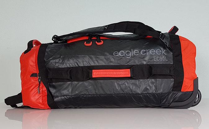Reisetasche mit Rucksackfunktion und Rollen, Eagle Creek Cargo Hauler, Reisetasche mit Rollen leicht