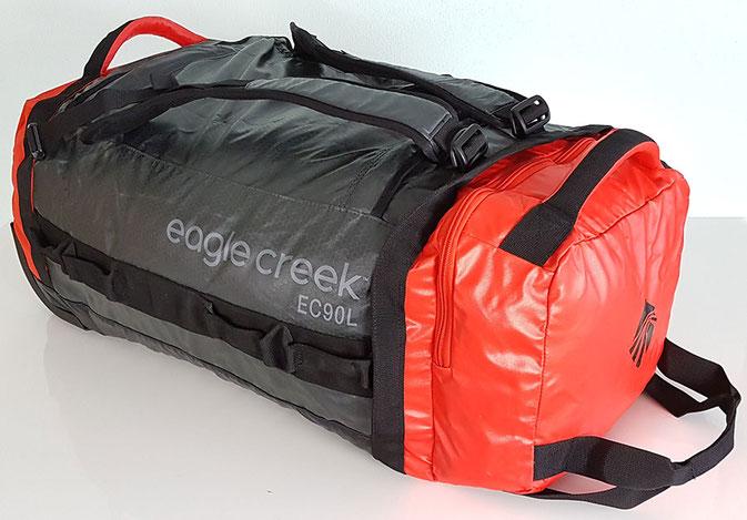 Ultraleichte Reisetasche mit Rollen, Reisetasche mit Rollen leicht, eagle Creek hauler, Eagle Creek rolling duffel, eagle creek cargo hauler
