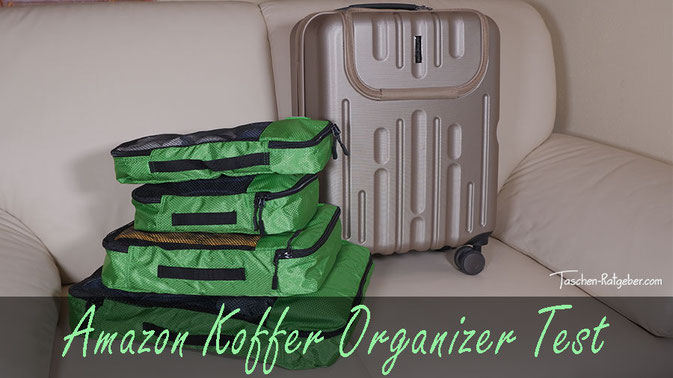 amazon koffer organizer, amazon koffer organizer set, amazon koffer organizer test