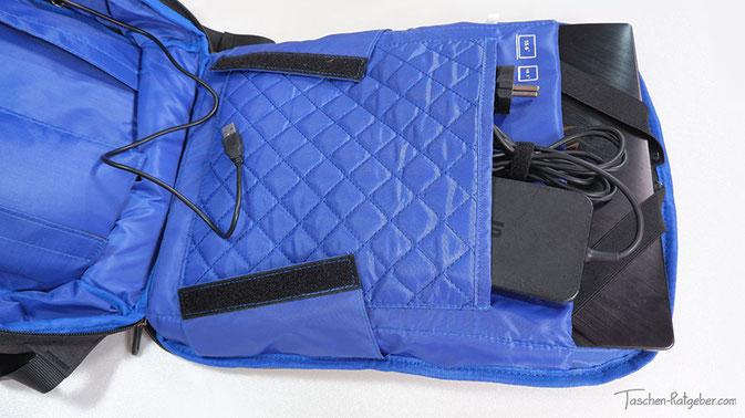 rucksack gepolstert, rucksack mit laptopfach