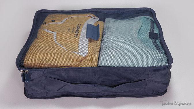 leichte packtaschen