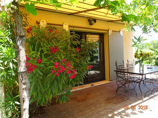 Ferienhaus Ferienwohnung gite Provence, Crillon le brave Mont Ventoux