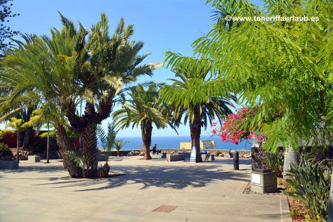 Mirador De La Paz Puerto De La Cruz Reiseführer Teneriffa
