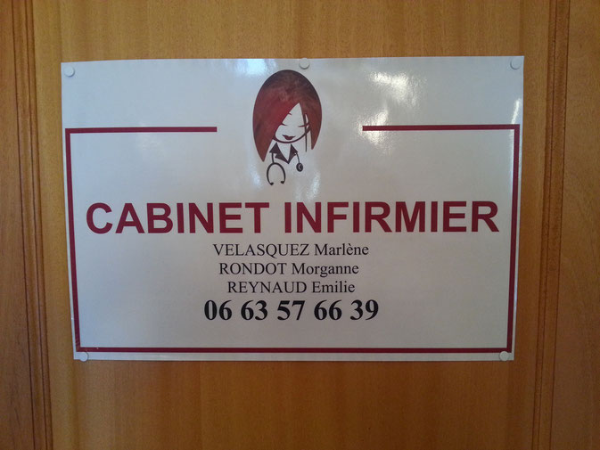 INFIRMIERE BOURG LES VALENCE 26500