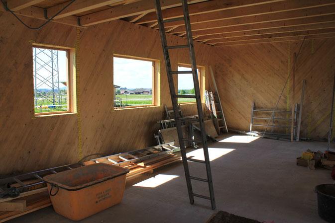 bauen ohne wohngifte zimmerei gottfried wagner hofheim bei murnau kologisch holzhaus. Black Bedroom Furniture Sets. Home Design Ideas