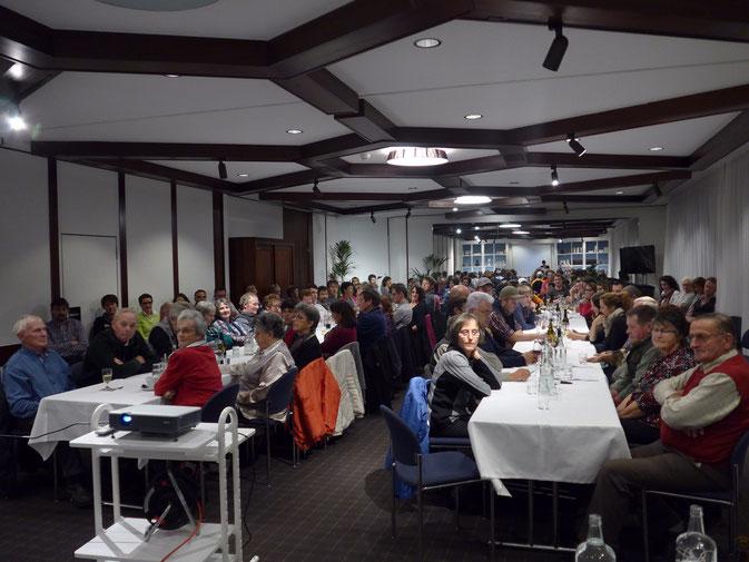 GV 2014 im Piz Buin mit 96 Clubmitgliedern