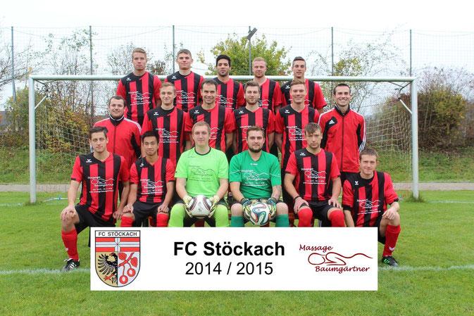 Herren Saison 2015/2015 (Zum Vergrößern bitte das Bild anklicken!)