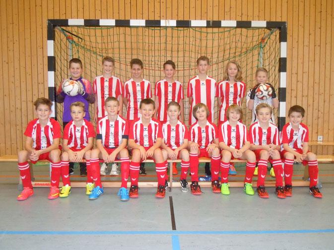 D1-Junioren 2015