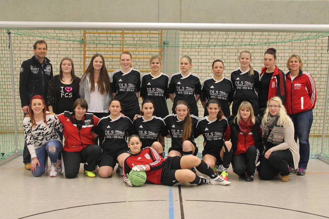 Damen Saison 2014/2015 (Zum Vergrößern bitte das Bild anklicken!)