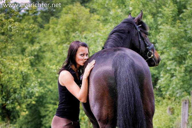 Pferdeshooting Richter-Kernreich Fotografie