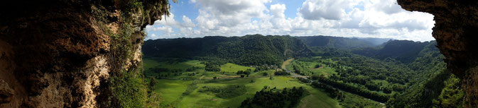 Cueva Ventana, Arecibo, Puerto Rico an hour and a half from the Puntas Tree House