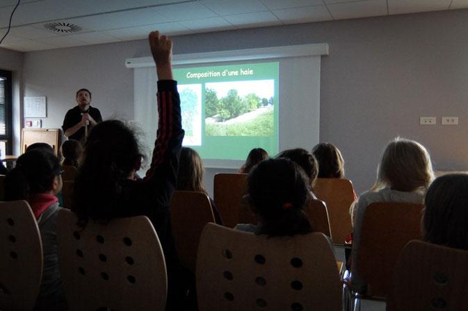 L'Atelier Vert - Animation Haies à Azerailles