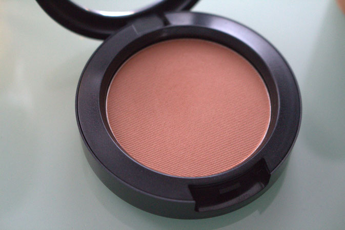 Bild: Mac Blush Cheek Pollen Faerie Whispers LE