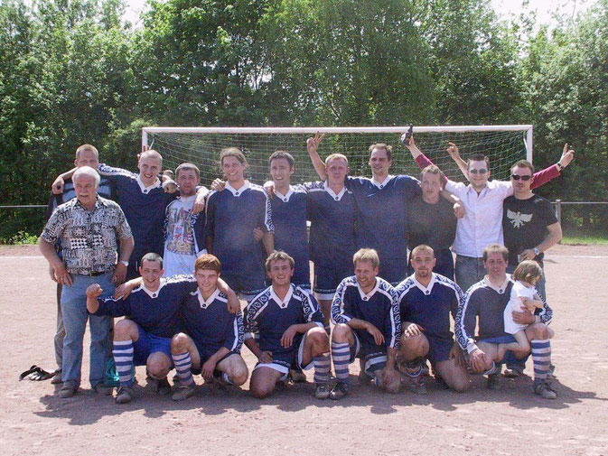 Meister C-Klasse 2003/2004