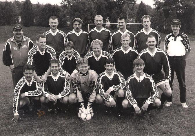 1. Mannschaft 1998/1999