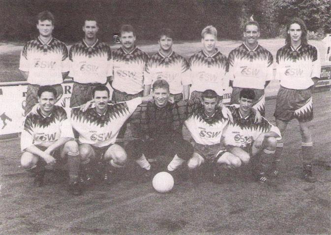 1. Mannschaft 1994/1995