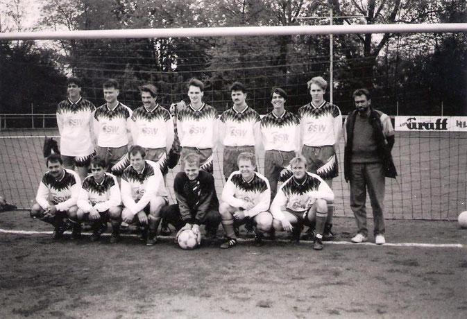 1. Mannschaft 1997/1998
