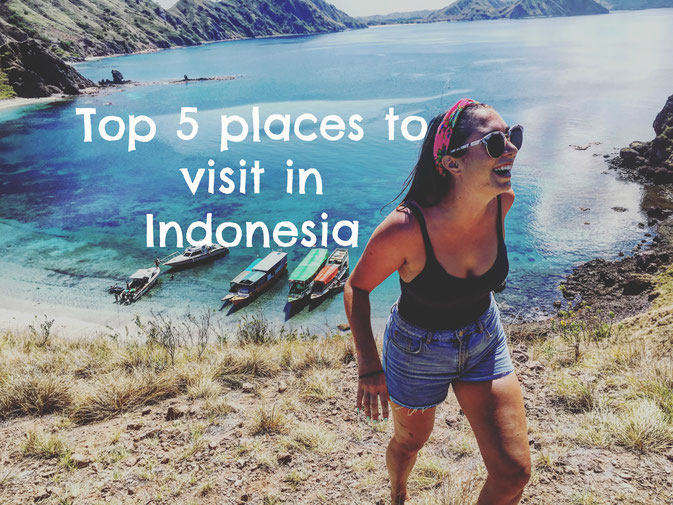 where should I go in Indonesia