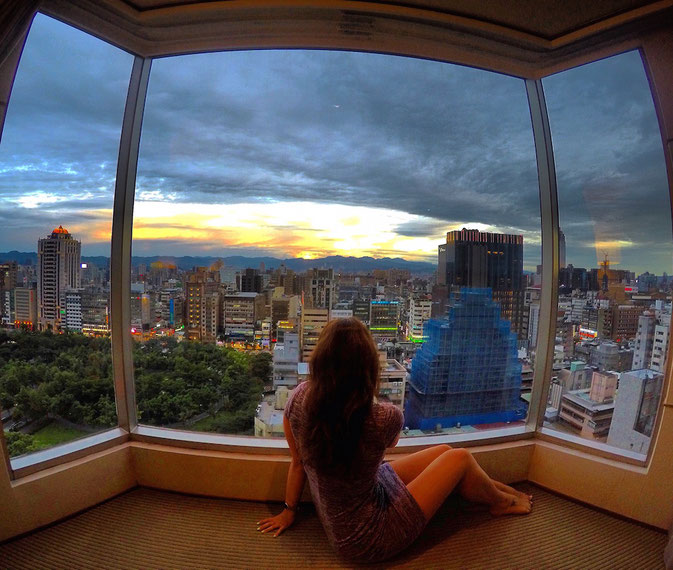 best hotel in Taipei