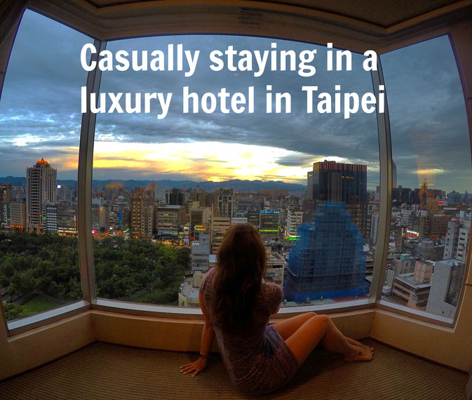 where to stay in Taipei, Taiwan