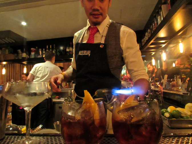 how much are cocktails in hong kong?