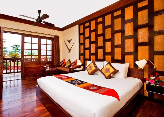 Deluxe Room Victoria Hotel Sapa