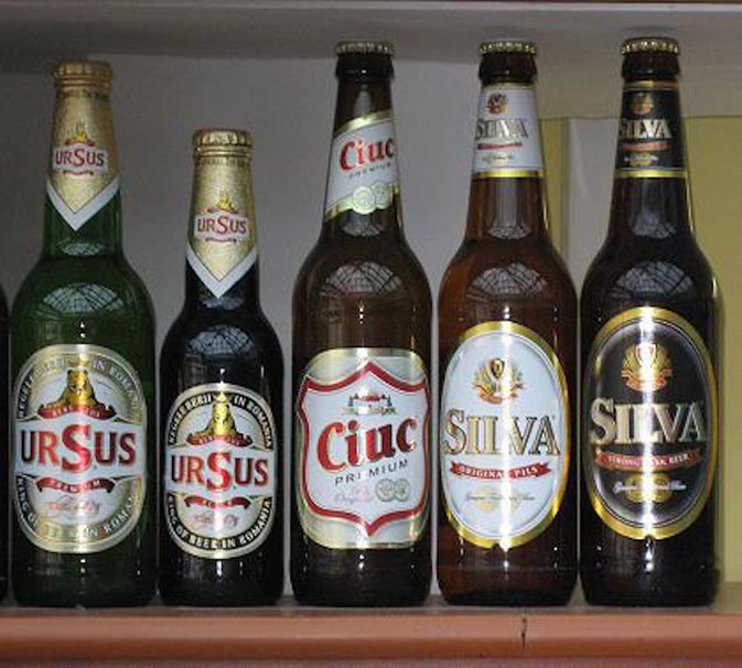 Hpw much is beer in Romania
