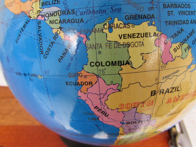 Travel insurance in South America