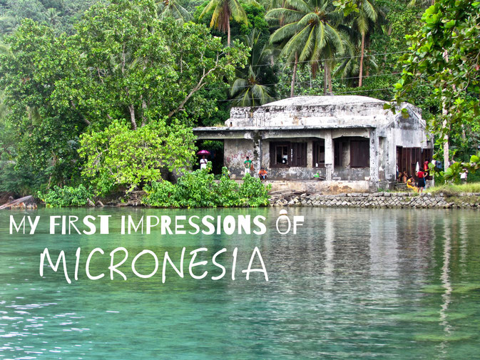 scuba diving in Micronesia