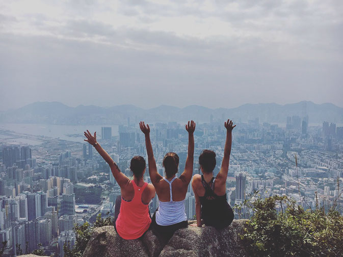 Solo female travellers in Hong Kong