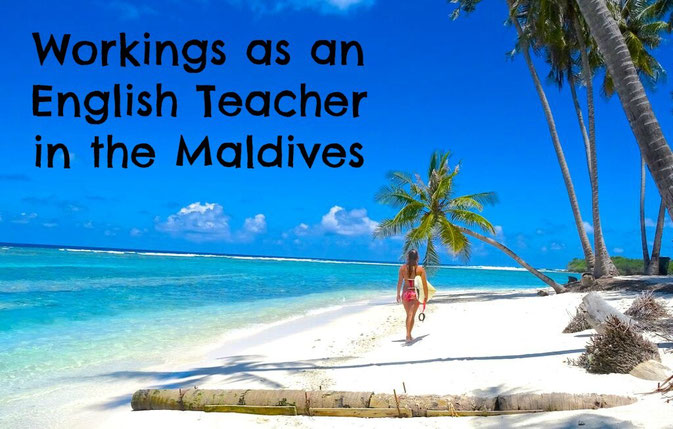 English Teacher Maldives