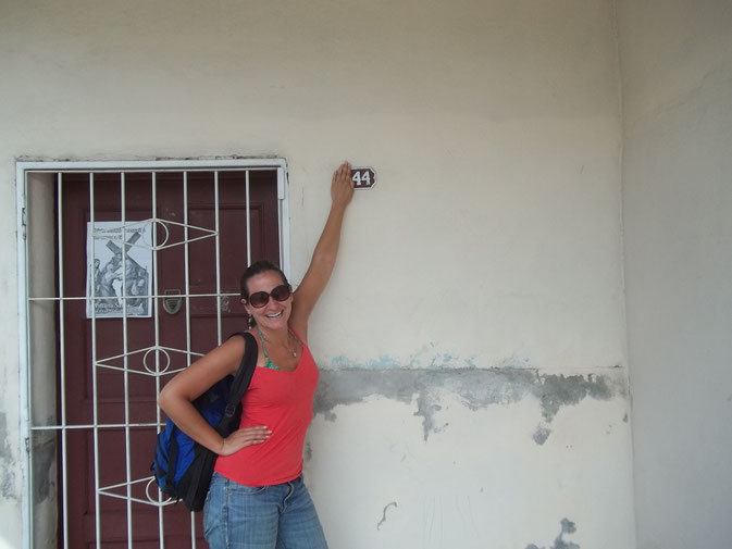 Kari Redmond in her 44th country, Cuba. Follow her wandering around the globe at wordsandothersuchthings12.wordpress.com