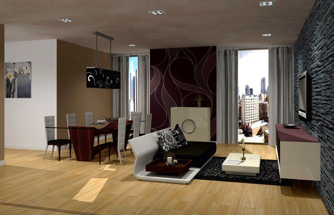 3D Interior Design - Apartment
